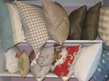 Link to cushions etc
